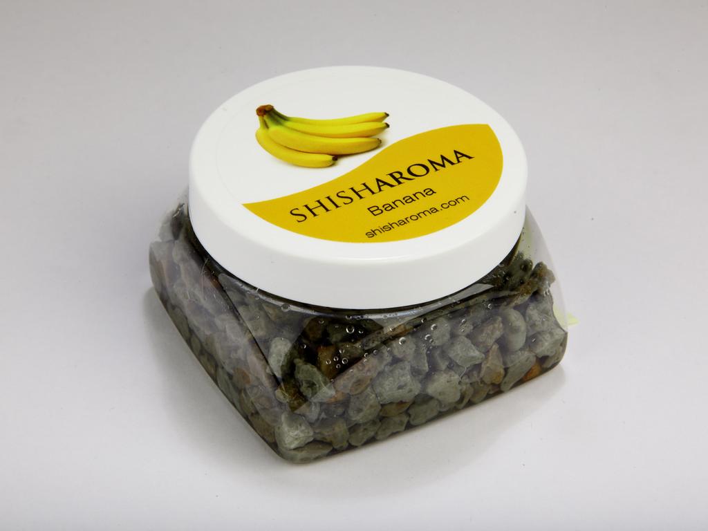 shisha steam stone banana, shisharoma
