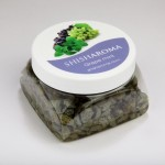 grape and mint flavour, on steam shisharoma stone