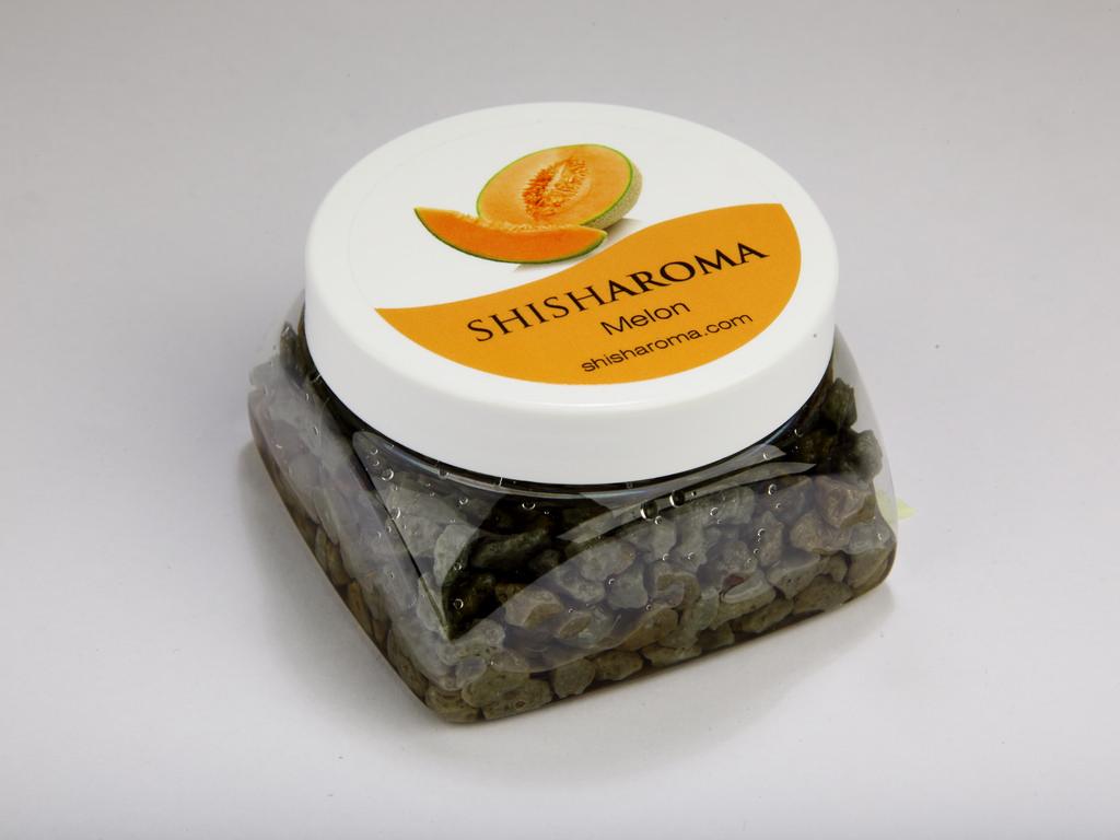 melone hookah steam stone, shisharoma