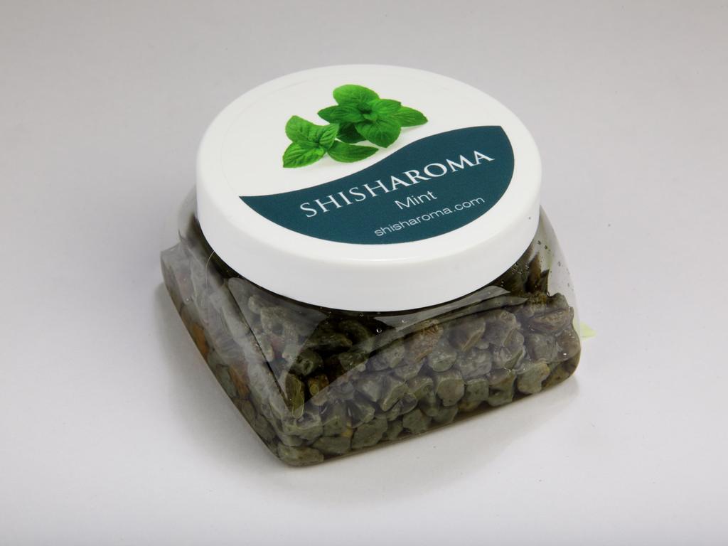 mint steam stone