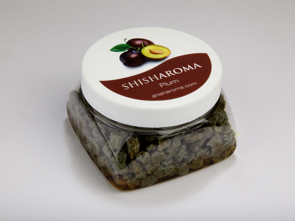 plum shisharoma stone for shisha